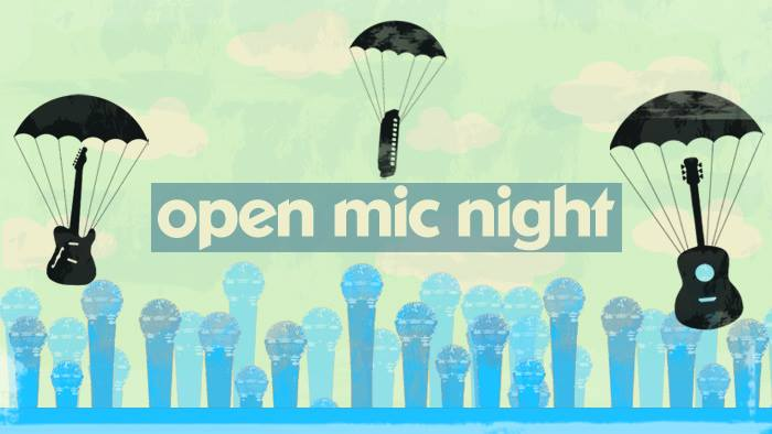 Open Mic Night in Beaumont, Texas