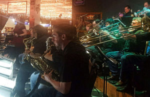 Day and Night Orchestra at The Logon Cafe