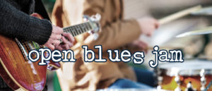 Open Blues Jam at The Logon Cafe and Pub