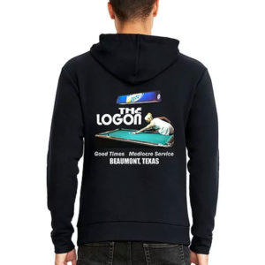 Logon-Cafe-T-Shirt-Pool-Hall-LS-Mens-Hoodie-Back