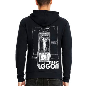 Logon-Cafe-T-Shirt-Remember-LS-Mens-Hoodie-Back